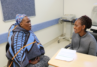 94.5% of Family Planning Clients Satisfied