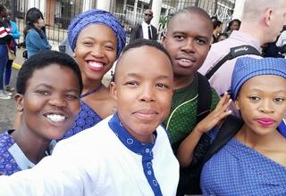 Celebrating youth day