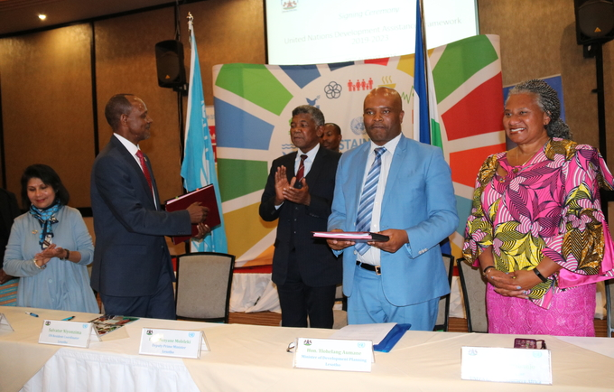 UNFPA Regional Director Calls for Investment in Youth