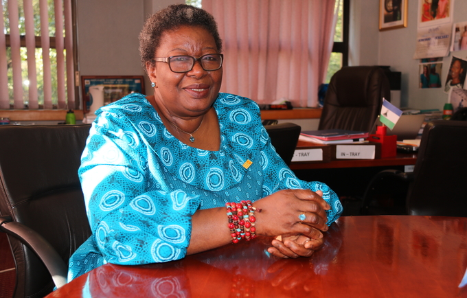 UNFPA Representative Commends Lesotho for Successful Census