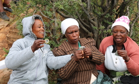 Condom Use Promotion in Mafeteng