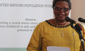 Lesotho Begins evaluation of UNFPA Sixth Country Programme