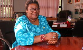UNFPA Representative Commends Lesotho for Successful Census