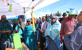 UNFPA Takes Part in Cultural Festival
