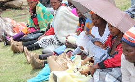 UNFPA Supports Delivery of SRH Services