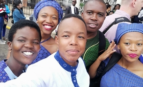 Celebrating youth day